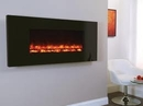 Celsi Electricflame Wall Mounted Electric Fire - EFH11PBRE (1100 Piano Black)