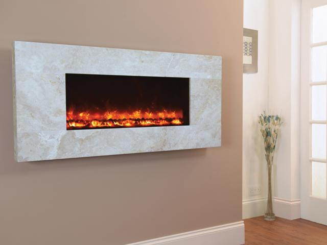 Celsi Electricflame Wall Mounted Electric Fire Efh11tvre