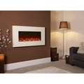 Celsi Electricflame Wall Mounted Electric Fire - EFH13IVRE (1300 IVORY)