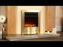 Celsi Electriflame Hearth Mounted Electric Fire - EF16D3RE2