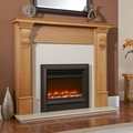Celsi Electriflame Hearth Mounted Electric Fire - EF22OHBLE