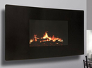 Celsi Puraflame Wall Mounted Electric Fire - CLCDCGRE (Curved)