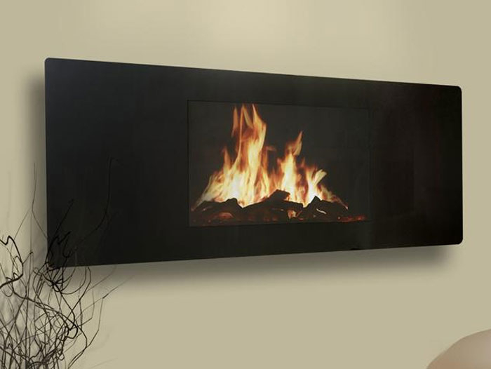 Celsi Puraflame Wall Mounted Electric Fire - CLCDPGRE ...