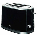 Daewoo 1000W 2 Slice Toaster  - DST2A3B