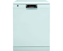 Hoover White Fullsize Dishwasher - DDY088T