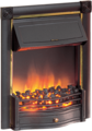 Dimplex Inset Optiflame Electric Fire - HTN20BL (Horton)