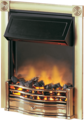 Dimplex Inset Optiflame Electric Fire - HTN20BR (Horton)
