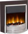 Dimplex Freestanding Manual Control Optiflame Electric Fire - ZAM20 (Zamora)