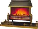 Dimplex Radiant Fuel Effect Electric Fire - LYM28E - Lymington