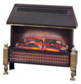Dimplex Black Radiant Fuel Effect Fire - 430RCEB (Lyndhurst)