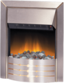 Dimplex Manual Control Inset Contemporary Optiflame Electric Fire - ASP20 (Aspen)