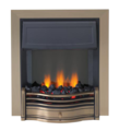 Dimplex Manual Control Traditional Inset Optiflame - DAN20AB (Danesbury)