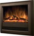 Dimplex Wall Mounted Optiflame Fire - BCH20 (Bach)