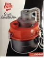 Dirt Devil 6V Canister Vaccum - DD061