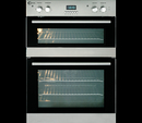 Flavel 90cm Fan Assisted Electric Double Oven - FLV91FX