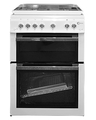 Flavel 60cm Twin Cavity Gas Cooker - DCG61WP (Milano)