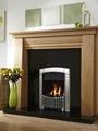 Flavel Full Depth Inset Gas Fire - FICC3RMN (Caress Contemporary)