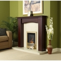 Flavel Full Depth Inset Gas Fire - FRDC1SMN (Kenilworth Contemporary)