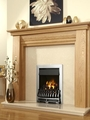 Flavel Full Depth Inset Gas Fire - FICC37SN (Richmond)
