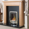 Flavel Inset Ultra Efficient Gas Fire - FHLCX0MN2 (Linear HE)