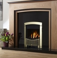 Flavel Inset Gas Fire - FKPCBRSN (Rhapsody Plus)
