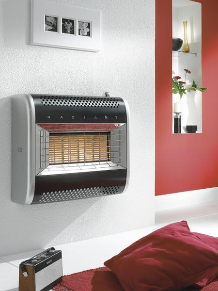 Flavel Outset Wall Mounted Radiant Gas Fire Forrb0en