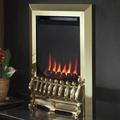 Flavel Balanced Flue Gas Fire Manual Control Brass - FBFC12MN (Raglan)