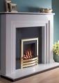 Flavel Slimline Inset Gas Fire - FSRCU1MN (Windsor Contemporary)