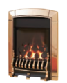 Flavel Wall Mounted Gas Fire (Caress Traditional Plus) - FKPC11RN2