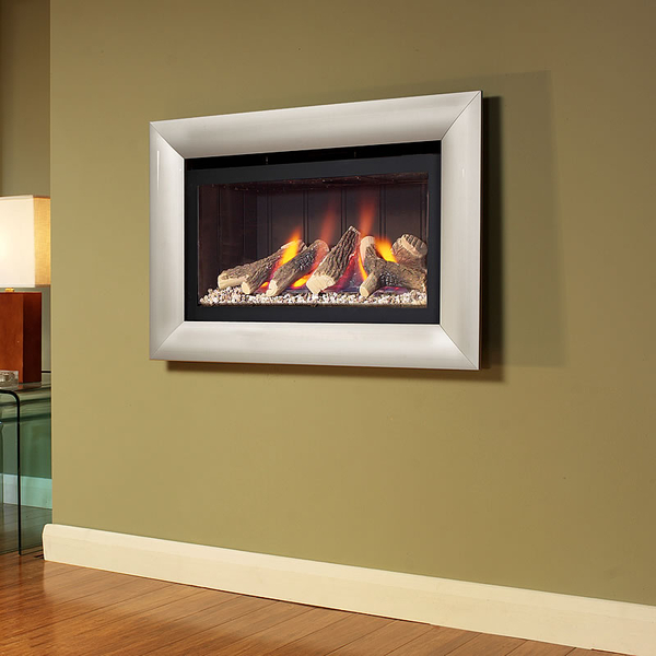 Flavel Wall Mounted Balance Flue Gas Fire Fjbl01rn Jazz Bf Loading Zoom