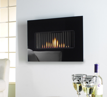 Flavel Wall Mounted Gas Fire Fcrr10rn Kamina West