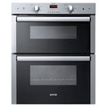 Gorenje 60cm Fan Assisted Electric Double Oven - BDU2116AX