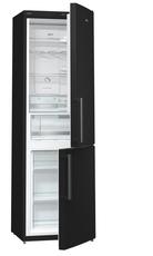 Gorenje 60cm Frost Free Ion Fridge Freezer - NRK6192JBK