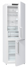 Gorenje 60cm Ion Fridge Freezer - NRK6192JW