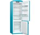 Gorenje 60cm Retro Frost Free Fridge Freezer - ONRK193BL