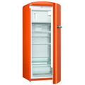 Gorenje 60cm Retro Frost Free Fridge Freezer - ORB153O