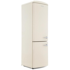 Gorenje 60cm Retro Frost Free Fridge Freezer - ORK193C-L