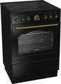 Gorenje 60cm Single Cavity Electric Cooker - EC62CLB