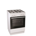 Gorenje 60cm Single Cavity Gas Cooker - GI6121WH