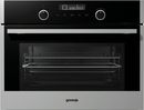 Gorenje Single Oven and Compact Microwave Oven - BCM547S12X / BO647A20XG