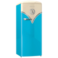 Gorenje Special Edition Tall Fridge with Ice Box Baby Blue - OBRB153BL