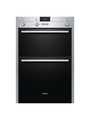 Siemens 90cm Built In Electric Double Oven - HB13MB521B