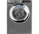 Hoover 10kg 1600 Spin Washing Machine - H3WS610TAMCGE-80