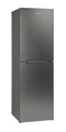 Hoover 55cm Static Fridge Freezer - HCS5172XK