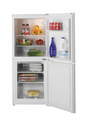 Hoover 55cm Static Fridge Freezer - HSC536W