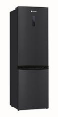 Hoover 60cm Frost Free Fridge Freezer - HCN6202BK