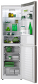 Hoover 60cm Frost Free Fridge Freezer - HNC6200AE