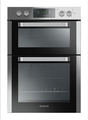 Hoover 90cm Built In Multifunctional Electric Double Oven - HO9D3120IN