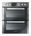 Hoover 70cm Built Under Multifunctional Electric Double Oven - HO7D3120IN
