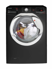 Hoover 8+5Kg, 1500 spin Washer Dryer - WDXOC585CB